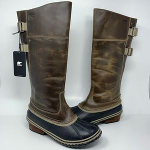 Sorel Slimpack NL 2321-078 Riding Tall II Boots